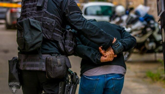 Полиция устроила погоню за ворами, обокравшими автомойку: задержаны местные Бонни и Клайд