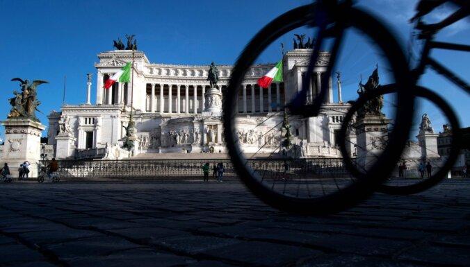 Itālijā jaunais koronavīruss nonācis jau decembrī, secināts pētījumā