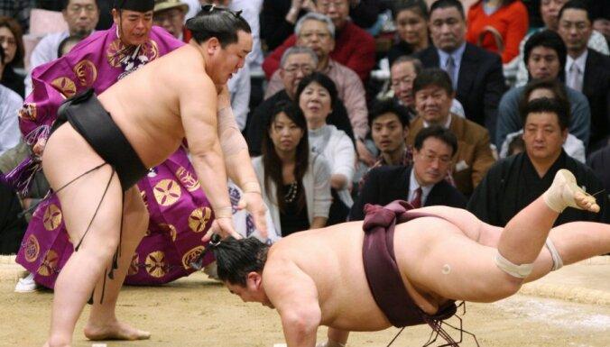 Российский сумоист готов выдать участников договорных матчей в Японии