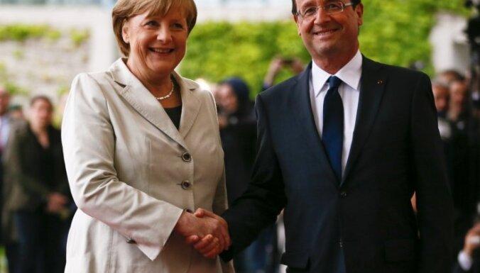 Германия и Франция могут создать рабочую группу по выходу из кризиса в еврозоне