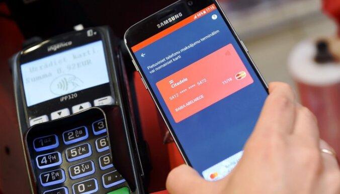 'Citadele' ievieš maksājumus ar mobilo telefonu