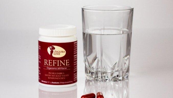 'REFINE' - dabas spēks organisma attīrīšanai