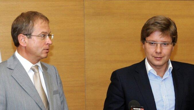 'Vienotība' rosina atsaukt RD pārstāvjus Rīgas brīvostas valdē