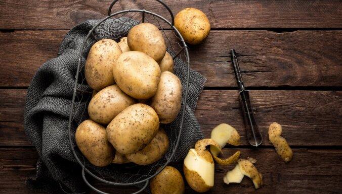 Trūkst ideju, ko pagatavot no kartupeļiem? Septiņas receptes visai nedēļai