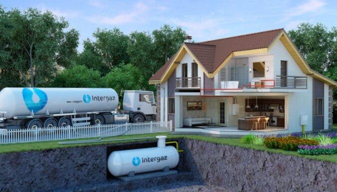 Зима близко: 3 преимущества системы отопления на сжиженном газе
