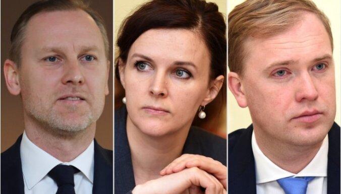 Saeimā šoziem visvairāk debatējuši Gobzems, Stepaņenko un Valainis