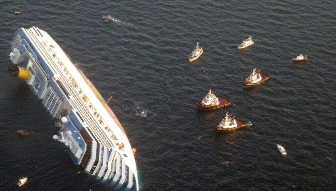 Pēdējās divdesmitgades traģiskākās pasažieru kuģu avārijas