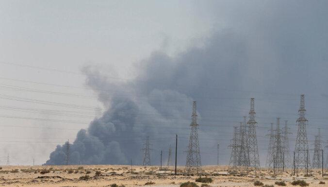 Атака дронов: Эр-Рияд вдвое сократил производство нефти. Что будет с ценами?
