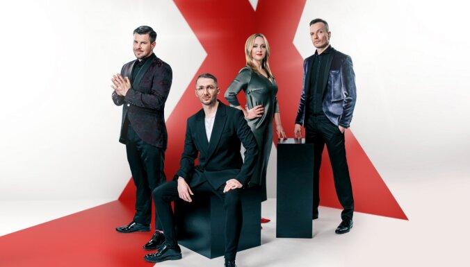 'X Faktora' uzvarētājam pienāksies līgums ar 'Universal Music'