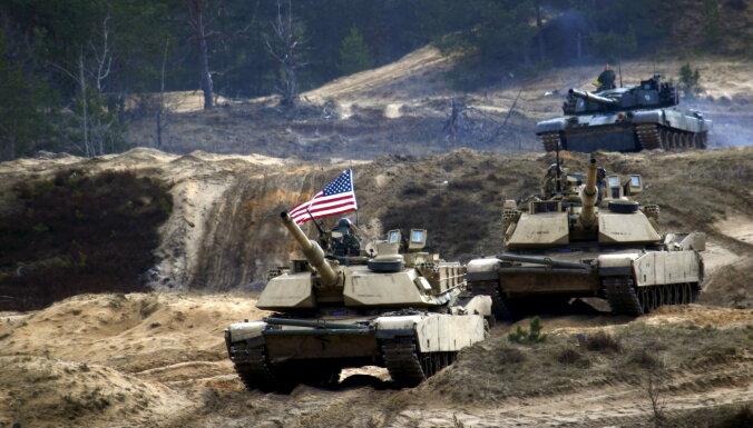 ASV, Kanāda un Norvēģija pievienojas ES militārās mobilitātes iniciatīvai
