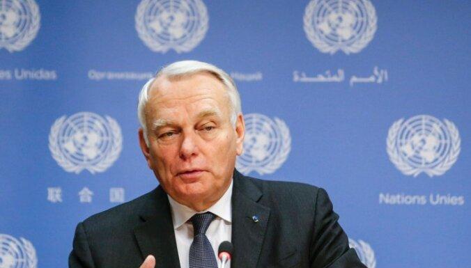 Париж предостерег Москву и Тегеран от соучастия в военных преступлениях в Алеппо