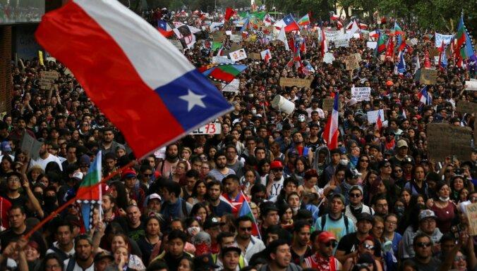 Новая конституция: Чили избавляется от наследия Пиночета
