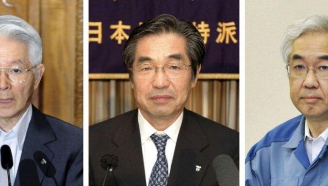 Bijušajiem Fukušimas AES operatora vadītājiem izvirza apsūdzības nolaidībā