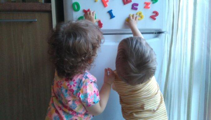 Audžumammas veiksmes stāsts: bērni daudz paņem, bet daudz dod arī pretī