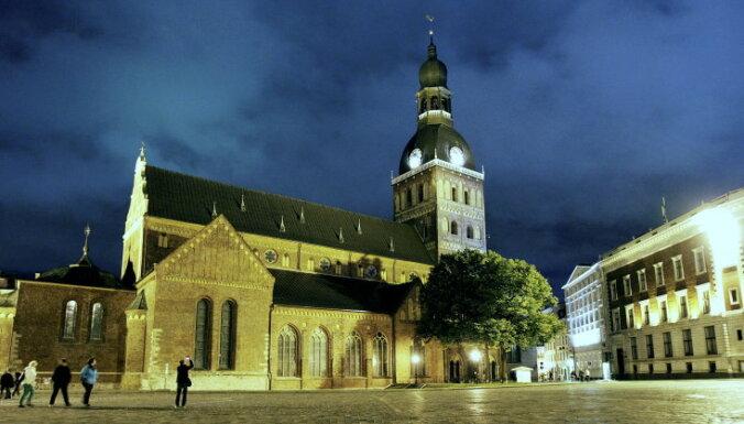 Baznīcu nakts pasākumus apmeklējši 26 000 cilvēku visā Latvijā
