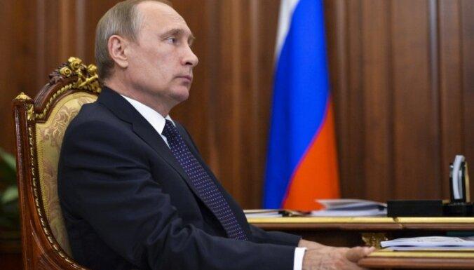 Putina vizīte Slovēnijā izraisa sastrēgumu uz Austrijas robežas