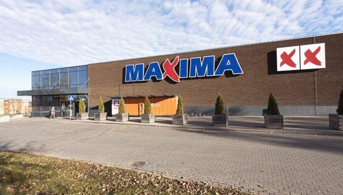 Владелец сети Maxima планирует открыть до 140 новых магазинов
