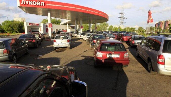 В Минске подорожал бензин: автомобилисты устроили бунт