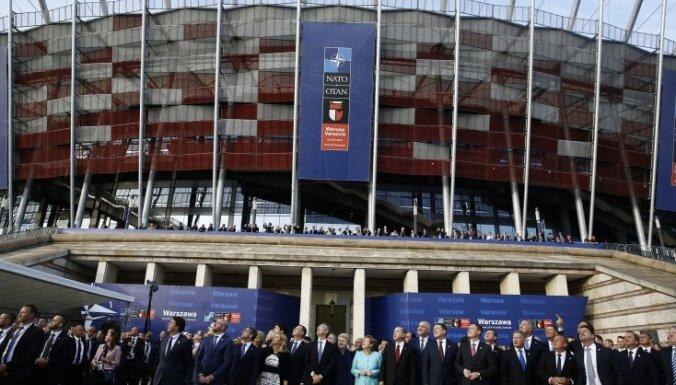 Страны НАТО одобрили размещение войск в странах Балтии и Польше