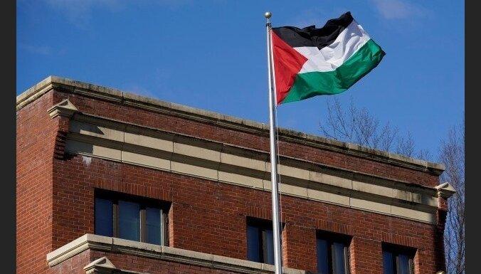 ASV slēgs Palestīniešu atbrīvošanas organizācijas misiju Vašingtonā