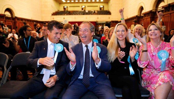 Главное о результатах выборов в Европарламент