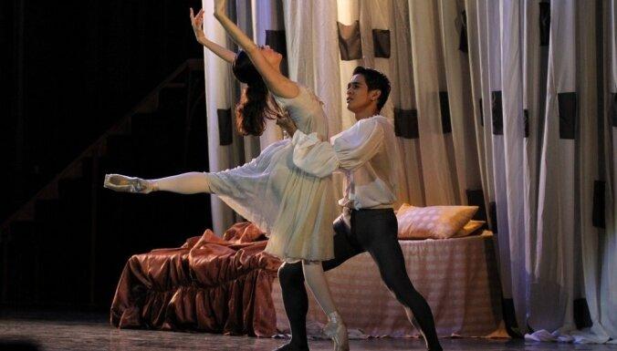 Sestdien sāksies 17. starptautiskais festivāls 'Baleta zvaigznes Jūrmalā'