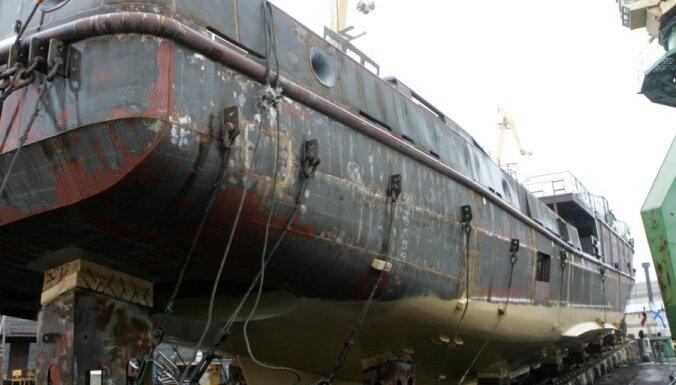FKTK piemērojusi 10 000 eiro sodu 'Rīgas kuģu būvētavai'