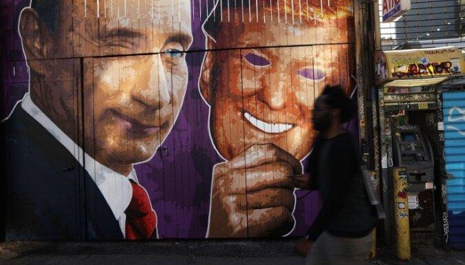 Трамп назвал Путина тертым калачом