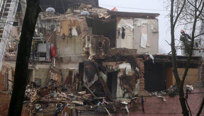Pētīs Āgenskalnā sprādzienā cietušo ēku; lems par konservāciju vai nojaukšanu