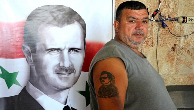 Asads Alepo nemierniekiem sola amnestiju