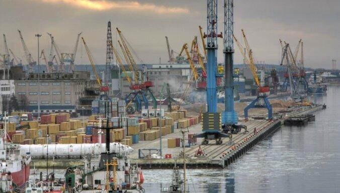 В Клайпеде началась разгрузка груза СПГ из Нигерии