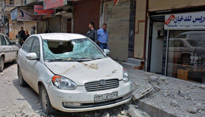 Sīrijā Covid-19 laikā pastiprinājušies uzbrukumi civilistiem