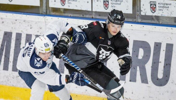 'Rīgas' hokejisti pirmo reizi sezonā cieš divus zaudējumus pēc kārtas