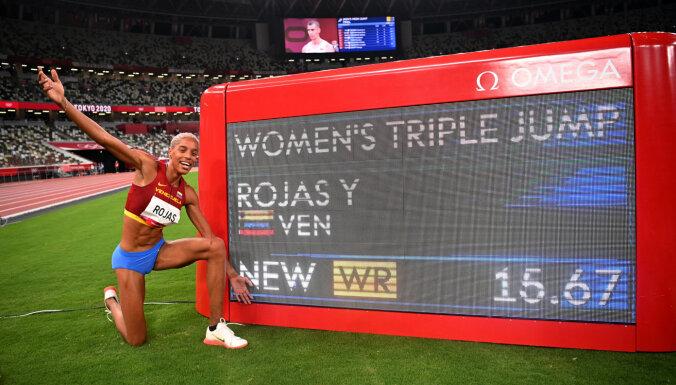 В легкой атлетике побит мировой рекорд 26-летней давности, молотобойка Игауне — без финала