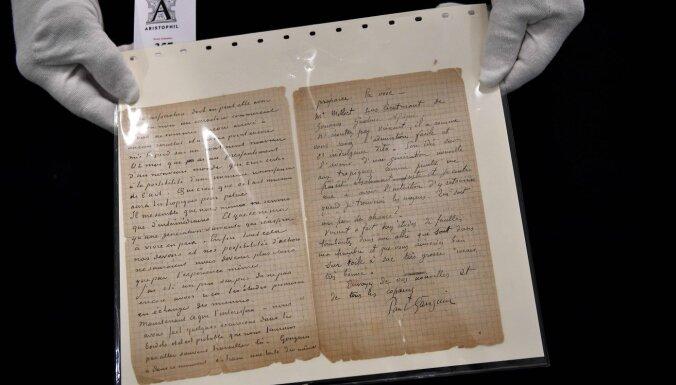 """""""Займусь борделями"""". В Париже продано письмо художников Ван Гога и Гогена о жизни в Арле"""