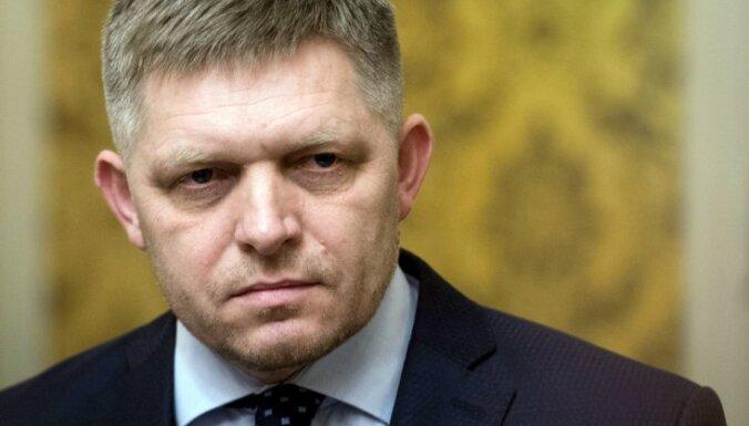 Žurnālista slepkavība: Slovākijas premjers gatavs atkāpties