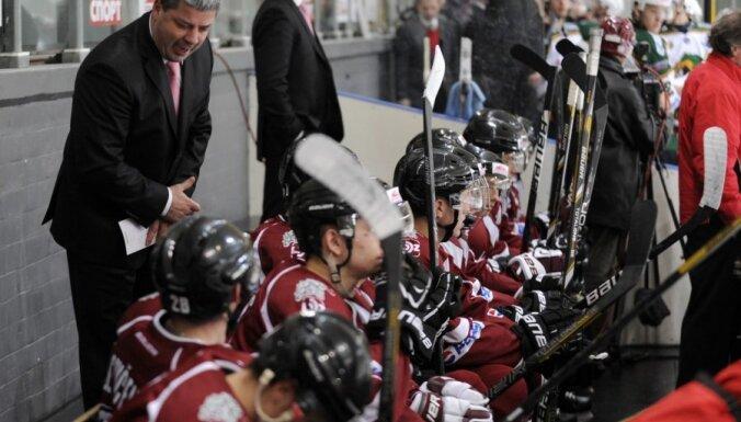 'Rīgas' hokejisti zaudē Austrijai; aizvadīs izšķirošo spēli par Harlamova kausa pirmās kārtas pārvarēšanu