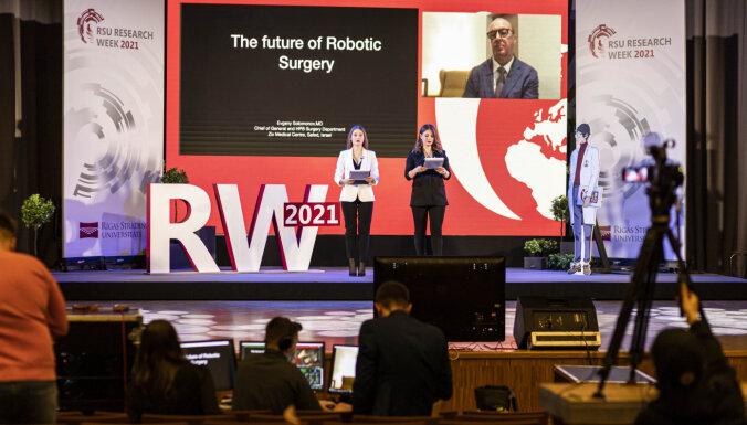 RSU šonedēļ aicina piedalīties starptautiskā konferenču maratonā – Zinātnes nedēļā