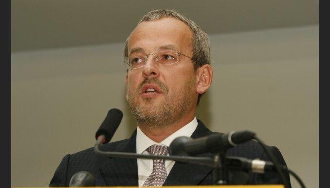 Зиле: структурные реформы проводятся на бумаге