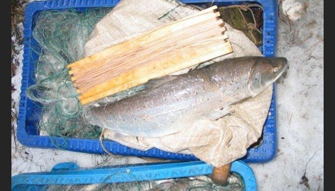 У браконьера изъяли 80 килограммов рыбы
