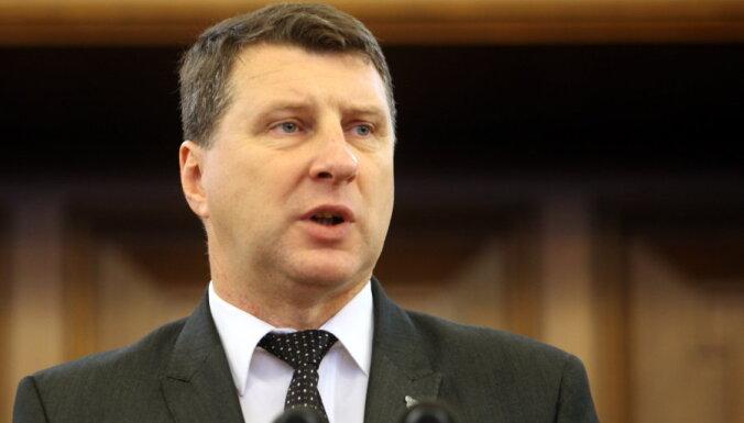 """Вейонис: Латвия не смогла бы """"засечь"""" российские вертолеты"""