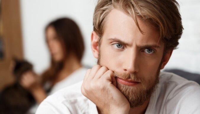 Pūkaina virslūpa un tracinoša vārda lietošana – sievietes atklāj, kāpēc atraidījušas partneri