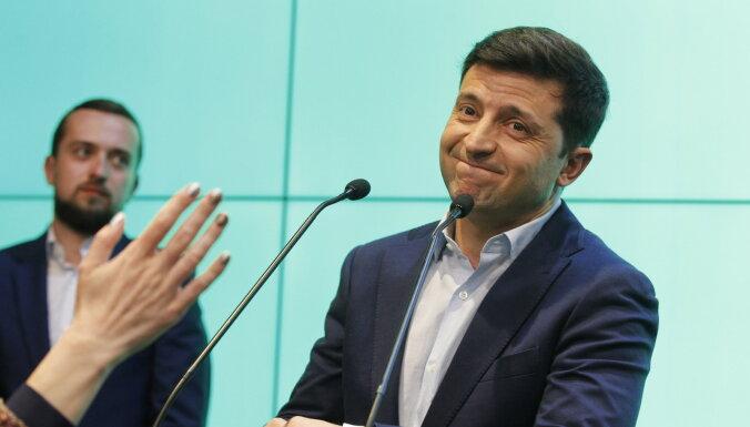 Зеленский обратился к жителям Крыма и Донбасса с посланием мира