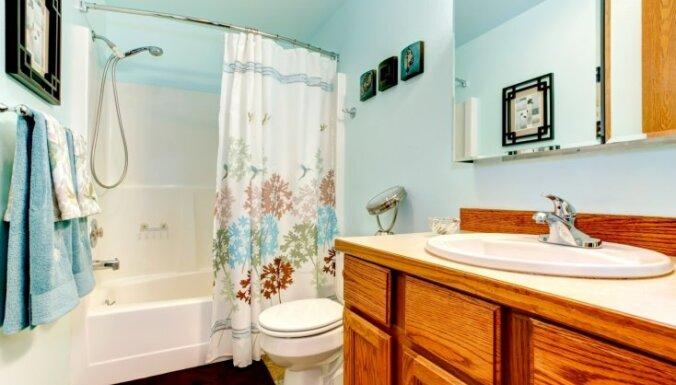 Likstas vannasistabā: biežāk pieļautās kļūdas remontdarbos un iekārtojumā