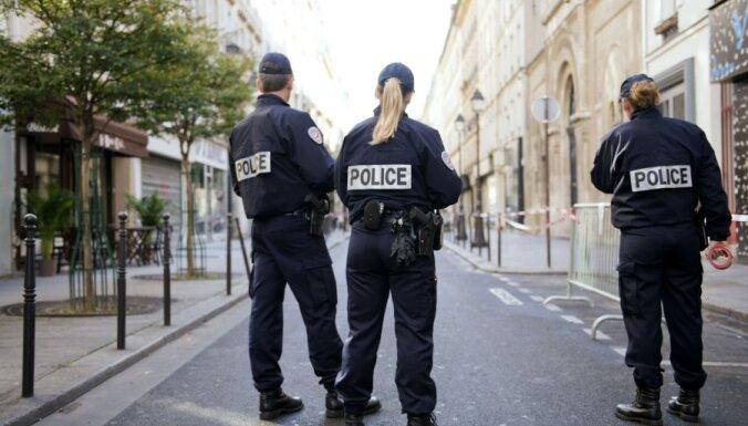 Francijā aiztur iespējamos 'Tulūzas terorista' sabiedrotos