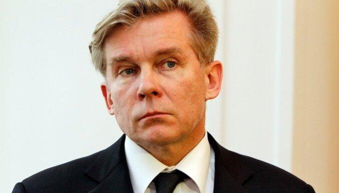 """Глава МИД Литвы верит, что Россия извинится за """"оккупацию"""""""