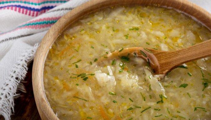 Наследие латвийской кулинарии: щи из кислой капусты по-латгальски