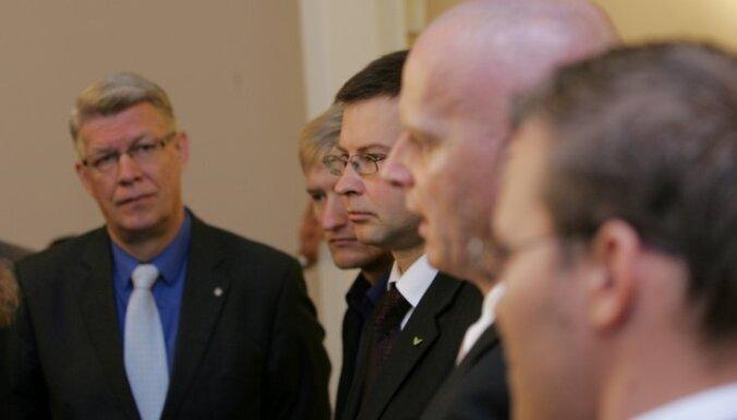 Латышские партии могут вместе стартовать на выборах в РД
