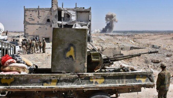 Bin Ladena dēls aicina musulmaņus uz džihādu Sīrijā