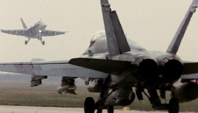 Истребитель НАТО над Балтийским морем приблизился к самолету министра обороны России
